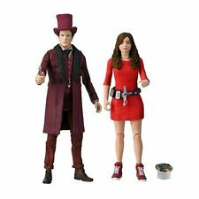 Doctor Who The Impossible Girl Set The 11th Doctor and Clara