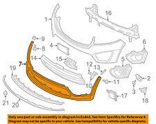 KIA OEM 16-17 Sorento Front Bumper Grille-Lower Cover 86512C6000