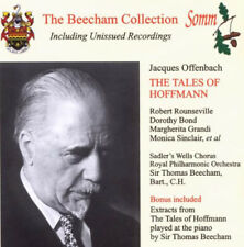 Jacques Offenbach : Jacques Offenbach: The Tales of Hoffmann CD (2013)