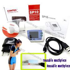 Hot Ce Digital Spirometer Lung Breathing Diagnostic Spirometrymouthpiecesp10