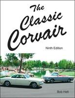 """The CLASSIC CORVAIR Book 9th Edition ~ The """"bible"""" on Corvair ~ NEW!"""