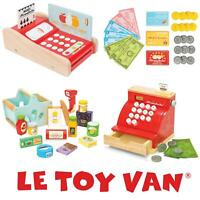 Le Toy Van HoneyBake Pretend Play Wooden Children Education Toy Shopping Grocery