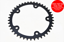 """1//2 X 1//8/"""" 42 dents 5 Boulon Alliage Bike Chainring 130 mm BCD Convient Bmx Fixie etc"""