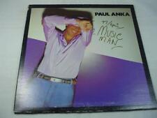 Paul Anka - The Music Man - UALA-746 - Includes Lyric Liner