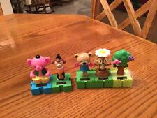 Solar Powered Dancing Toy Bobblehead LOT OF 5