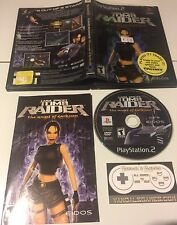 Lara Croft: Tomb Raider -- The Angel of Darkness (Sony PlayStation 2 Complete