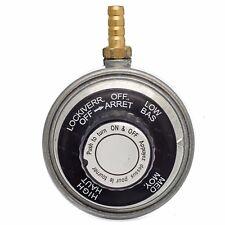 Bunsen Burner Gas Regulator Propane Lab Low Pressure Adjustable FAST SHIPPING!