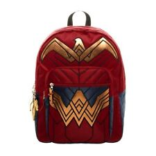 Official DC Comics Dawn Of Justice Wonder Woman Laptop Backpack Bag