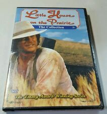 LITTLE HOUSE ON THE PRAIRIE the collection COLOR 49 minutes NEW DVD