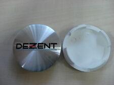Dezent Nabenkappe, Felgendeckel, Center Cap ca. 60mm N07 ZT2000,silber poliert