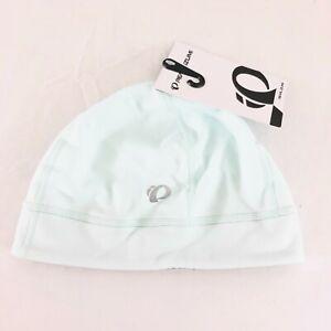 Pearl Izumi Thermal Run Hat Moisture Wicking Unisex Light Blue One Size OS