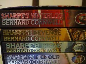 Bernard Cornwell - a collection of Sharpe books