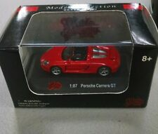 Malibu International Diecast Collection 1:87 Porsche Carrera GT RED c34