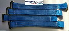 Tyre Link Strap Car Carrying Strap, Wheel Strap, Towing 4 Pack  free post