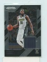 KENNETH FARIED 2018-19 Panini Prizm Sensational Swatches #56 Jersey