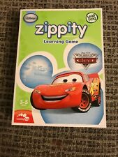 Leap Frog Zippity Learning Game Cars