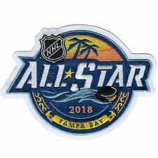 2018 NHL All Star Game Tampa Bay Lightning Embroidered Jersey Patch
