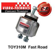 Toyota Chaser 1JZ#,2JZGE ('96-'99) Vibra Technics Fast Road Engine Mount TOY310M