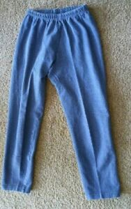 Talbots Kids blue denim leggings girls size XL