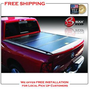 "Bak BAKFlip G2 Folding Tonneau Cover 02-18 Dodge Ram 6'4"" Bed Cover 226203"