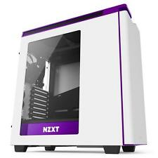 NZXT H440 2015 New Edition Case White | Purple CA-H442W-W2