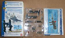 Gashapon, Trading Figure, XBR-M-82A M82A, UC Arms Callery 03, Gundam, Bandai