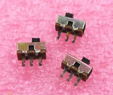 Subminiature Slide Switch SPDT PCB Mount - Lot of 3 pieces