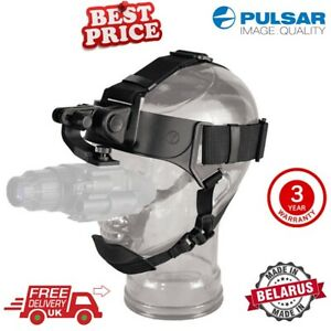 Pulsar Compact Head Mount For Night Vision Devices 79032 (UK stock)