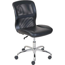 New listing Vinyl and Mesh Task Rolling Office Chair Multiple Colors - Mainstays