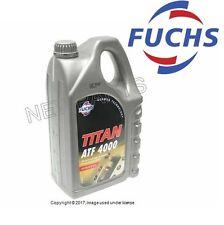 Volvo  5 Liters Automatic Transmission Fluid ATF 4000 Dexron III H Fuchs Titan