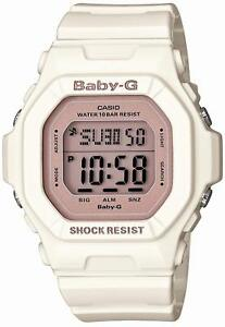 CASIO Baby-G Shell Pink Colors BG-5606-7BJF Women's Watch New in Box