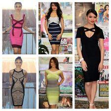 Wholesale Lot 10 NEW Bodycon Bandage Dresses Red Carpet Styles AUS XS S M L