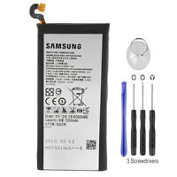 New OEM 2550mAh Original Samsung Battery For Samsung Galaxy S6 EB-BG920ABE G920