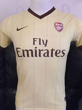 Arsenal FC Amarillo lejos 2011/12 Camisa. Talla 12-13 años.