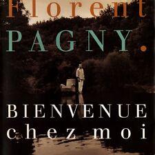 Florent Pagny CD Bienvenue Chez Moi - France (M/EX)
