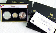 2015 US MARSHALS  Service   225TH Anniversary. 3 COIN PROOF SET