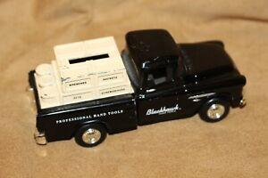 Vintage Small GMC Truck Coin Bank Blackhawk Hand Tools Ertl - Good Cond