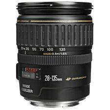 Canon EF 28-135mm f/3.5-5.6 IS USM Lens - Used