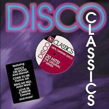 Disco Classics, New Music