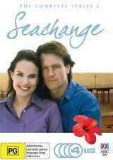 Seachange : Series 2 (DVD, 2010, 4-Disc Set)