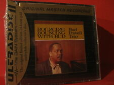 """MFSL-UDCD 703 BUD POWELL TRIO """" BOUNCING WITH BUD """" (GOLD-CD/USA/FACTORY SEALED)"""