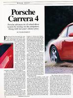 1989 Peugeot 505 Turbo SW8 Wagon Classic Car Original Article J52