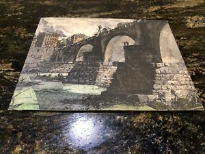After Giovanni Battista Piranesi( 1720-1778) Rare Unusual Architectural Etching