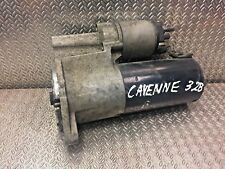 Porsche CAYENNE 955 3.2 V6 GENUINE STARTER MOTOR 012911023