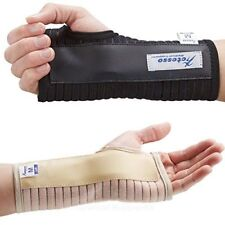 Actesso Unisex Black Orthotics, Braces & Orthopaedic Sleeves