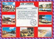 Tarjeta postal LOS LAS LANDAS