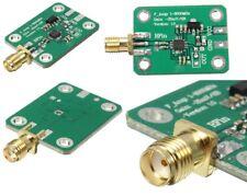 1Mhz - 8000Mhz RF Power Meter, RF Logarithmic Detector,  AD8318 -65dBm ~ +5dBm.