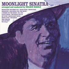 FRANK SINATRA Moonlight Sinatra 2011 10-track remastered CD album NEW/UNPLAYED