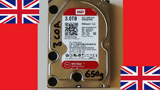 "Western Digital WD Red NAS Hard Drive 3TB 5400 RPM 8.89 cm 3.5""  WD30EFRX UK"