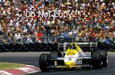 Jacques Laffite Williams FW09 Canadian Grand Prix 1984 Photograph 1